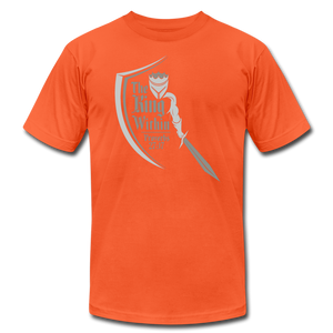 King Within Brand Unisex T-Shirt - orange