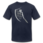 Load image into Gallery viewer, King Within Brand Unisex T-Shirt - navy