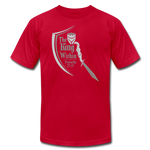 Load image into Gallery viewer, King Within Brand Unisex T-Shirt - red