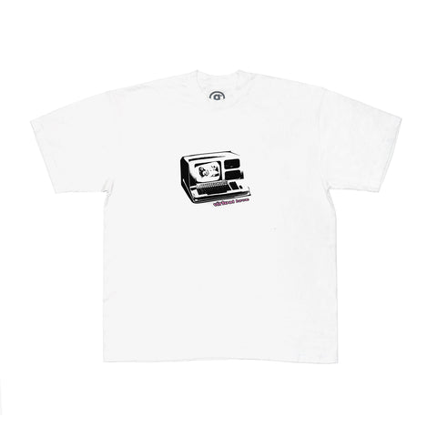 VIRTUAL LOVE TEE WHITE