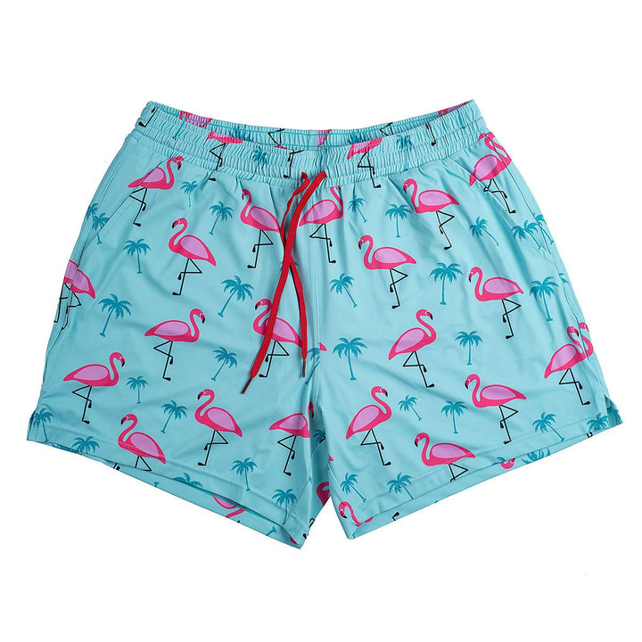 Swim Trunks - Flamingo 2.0