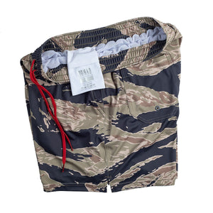 Swim Trunks - Tiger Stripe Camo
