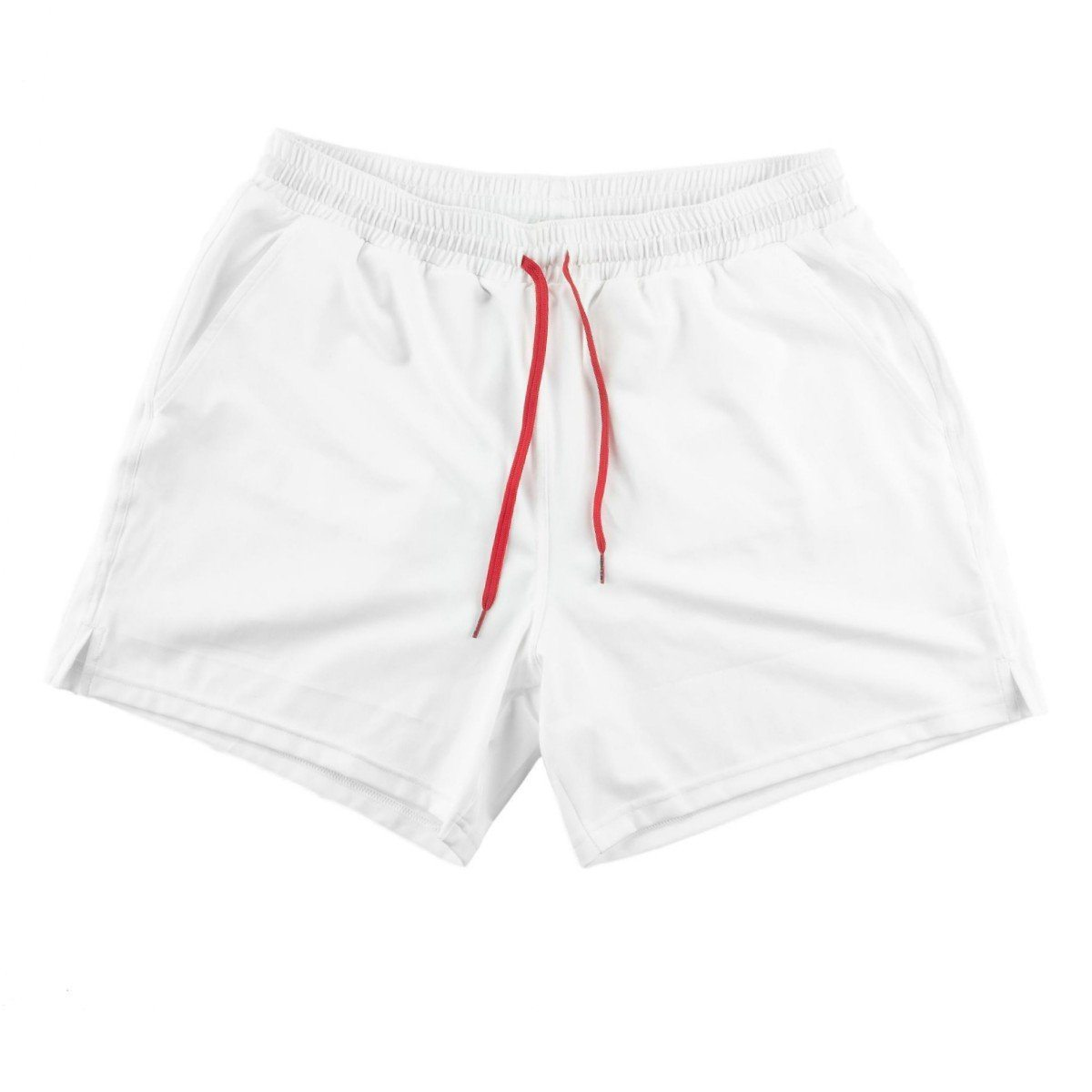 Swim Trunks - White