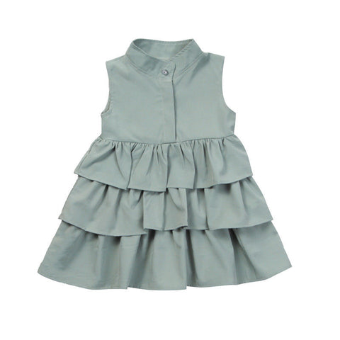 Mabel Ruffle Dress