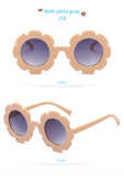 Flower Child Shades - Peach