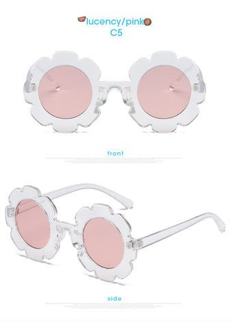 Flower Child Shades - Clear