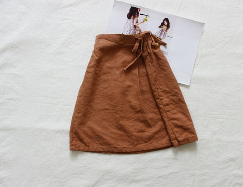 Nevaeh Skirt - Chocolate