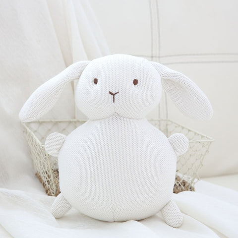 Knit Teddy - Rabbit