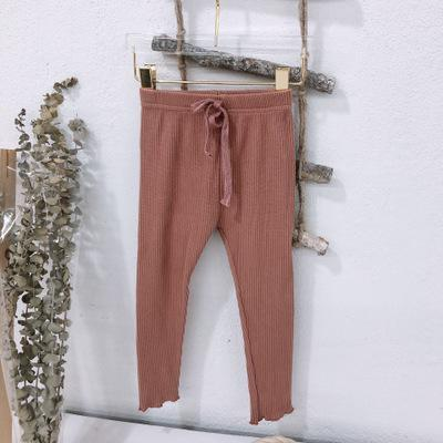 Poppy Leggings - Dusty Pink