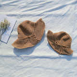 Woven Hat - Baby