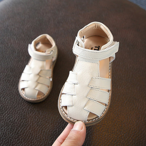 Melody Sandal - White