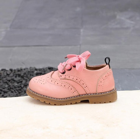 Harley Dress Shoe - Pink