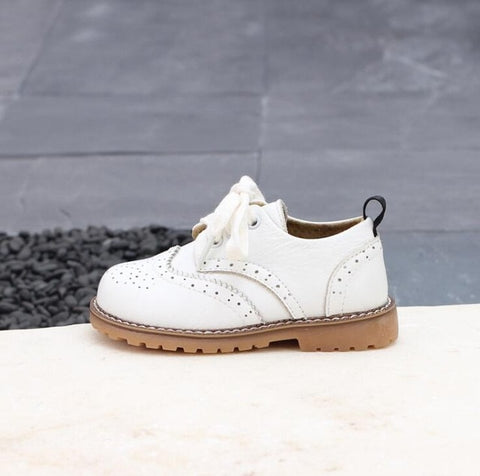 Harley Dress Shoe - White