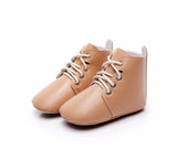Eleanor Boots - Tan