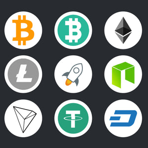 We Now Accept Cryptocurrencies!