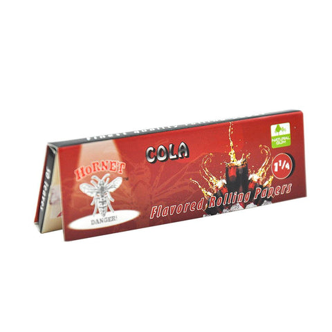Hornet Cola Flavored Rolling Paper 5 Booklets For Sale | Free Shipping
