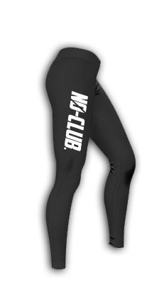 Women's N0-Club Logo Leggings
