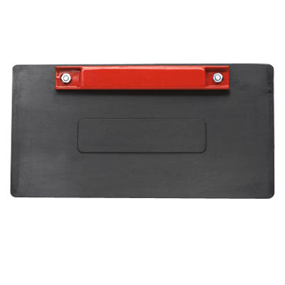 Rubber License Plate Holder with Magent
