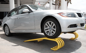 Portable Vehicle Display Ramps
