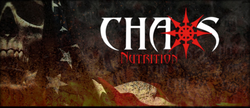CHAOS NUTRITION'S OFFICIAL WEBSITE
