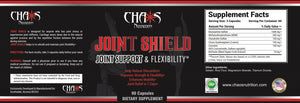 JOINT SHIELD- JOINT SUPPORT AND FLEXIBILITY