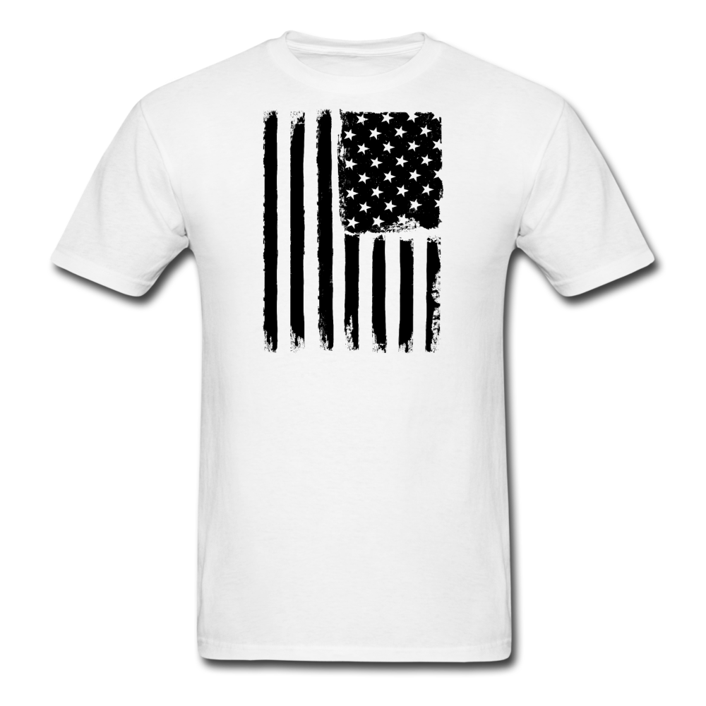 LIMITED EDITION CELEBRATE AMERICA  T-SHIRT - white