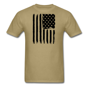 LIMITED EDITION CELEBRATE AMERICA  T-SHIRT - khaki