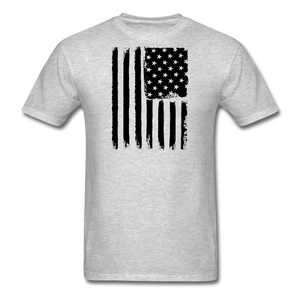 LIMITED EDITION CELEBRATE AMERICA  T-SHIRT - heather gray