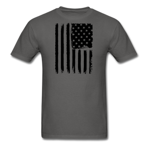 LIMITED EDITION CELEBRATE AMERICA  T-SHIRT - charcoal