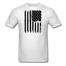 LIMITED EDITION CELEBRATE AMERICA  T-SHIRT - light heather gray