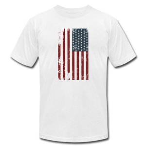 USA Flag Color - white