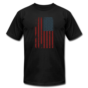 USA Flag Color - black