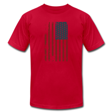USA Flag Color - red