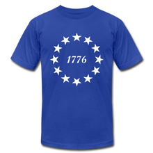 1776 Stars - royal blue