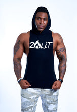 POWER SLEEVELESS HOODIE