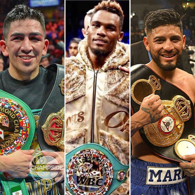 Boxing Stars in Los Angeles, June 9th: Léo Santa Cruz-Abner Mares & Jermell Charlo