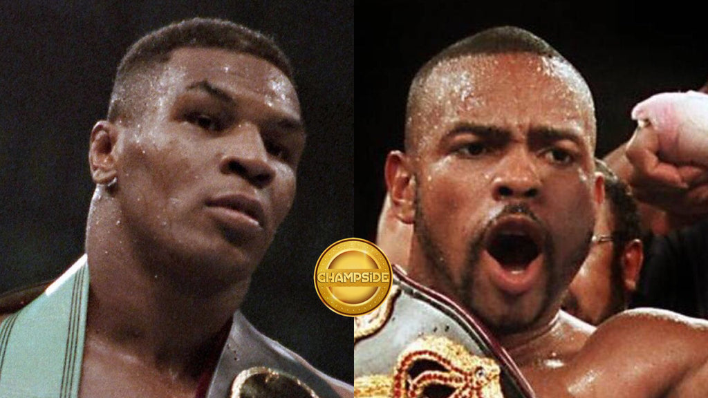 Mike Tyson vs Roy Jones Jr Official (September 12th PPV)