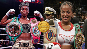 Claressa Shields & Laila Ali War of Words! Cecilia Breakhus Next?