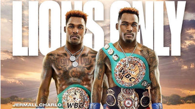 Jermell Charlo KOs Jeison Rosario Unifying Division! Jermall Decisions Sergei!