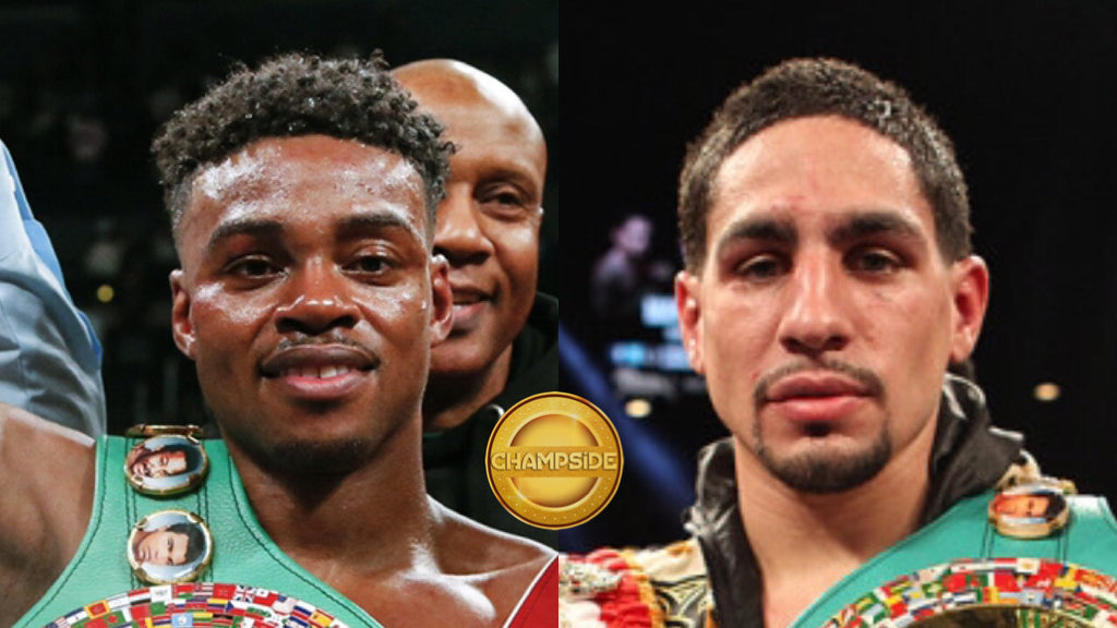 Errol Spence Jr vs Danny Garcia November 21st FOX PPV!