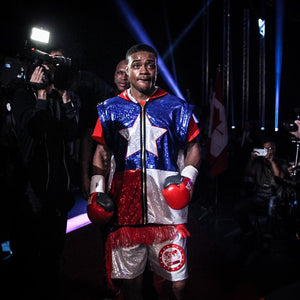 Errol Spence Jr Brings IBF Title Home To Dallas, Texas, June 16th