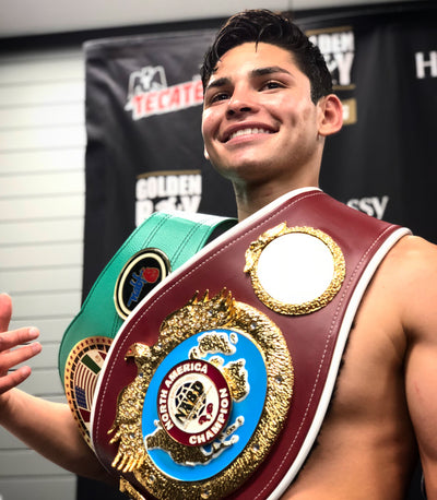 Ryan Garcia, The New Golden Boy Wins Against Vet Jayson Velez