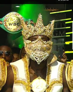 Deontay Wilder: One Face, One Name, One Champ!