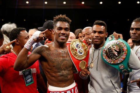 champside boxing jermall charlo jermell charlo top rank matchroom
