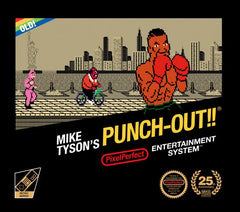 champside mike tyson punch out video game boxing