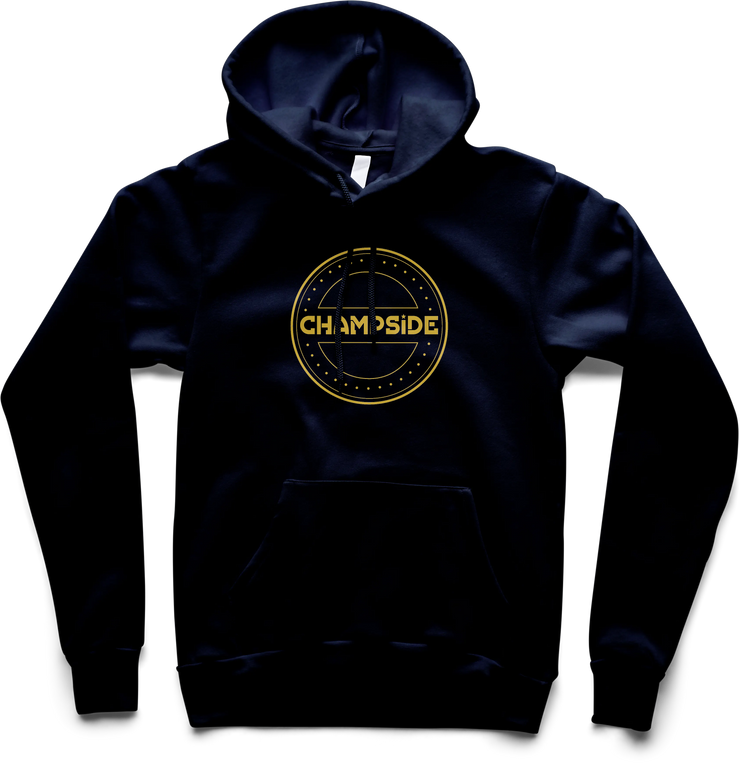 CHAMPSIDE: The Baddest Brand In The Land Logo Hoody