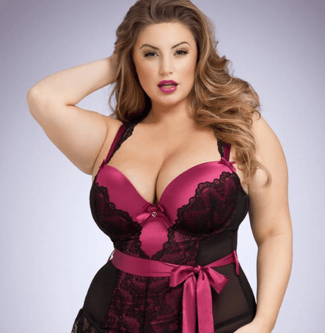 Ashley Alexiss Yandy Lingerie