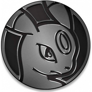 Pokemon Umbreon GX Coin Official Pokemon Coin From Umbreon GX Premium Collect