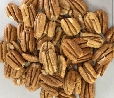 1 pound bag of local pecan halves
