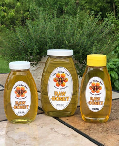 Picky Bee raw honey